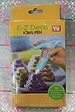 EZ Deco Icing Pen Cake Cupcake Decoratin...