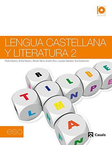 Lengua castellana y Literatura 2 ESO (2012) - 9788421847336 por Vv.Aa.