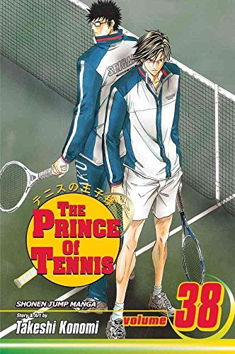 [(The Prince of Tennis: v. 38)] [By (author) Takeshi Konomi ] published on (June, 2013)