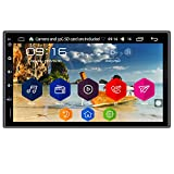 Panlelo PA09YZ32, In dash 2 DIN Full HD touch screen autoradio da 17,8 cm, Android 6.0, navigazione...