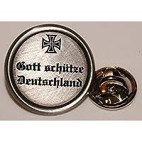 Gott schütze Deutschland l Anstecker l Abzeichen l Pin 357