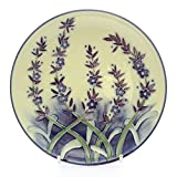 Old Tupton Ware - Lavender Design by Jeanne McDougall - 15cm Plate