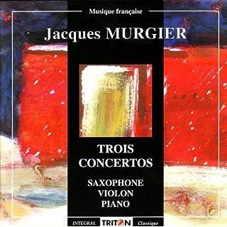 3 Concerti (Adt, Rhorer, Les Musiciens De La Pree, Gauthier)