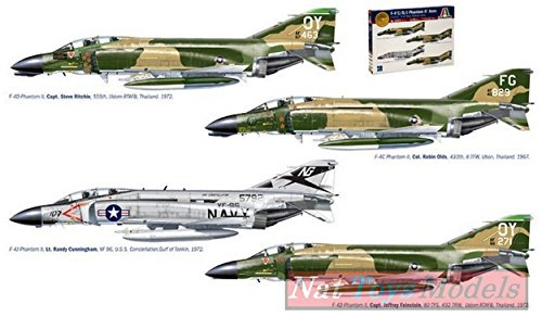 italeri-it1373-f-4-c-d-j-phantom-usa-us-navy-vietnam-aces-decals-x-4-kit-172