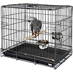 Kookaburra Cages - Jaula Grande para Mascotas-Transportín para Mascotas
