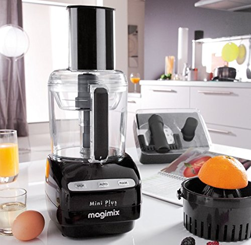 51YbxtfM9lL - Magimix 18252 Le Mini Plus Food Processor, 1.7 liters, Black