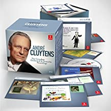 Andre Cluytens:Complete Orchester & Concerto Rec.
