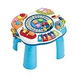 BABY-WALZ Activity-Tisch Spielcenter Motorikspielzeug, türkis
