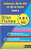 BLOC FICHES ABC SVT TERM S