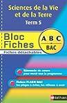 BLOC FICHES ABC SVT TERM S
