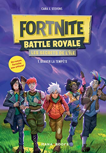 Fortnite Battle Royale Les Secrets De Lîle T01 Braver La Tempête