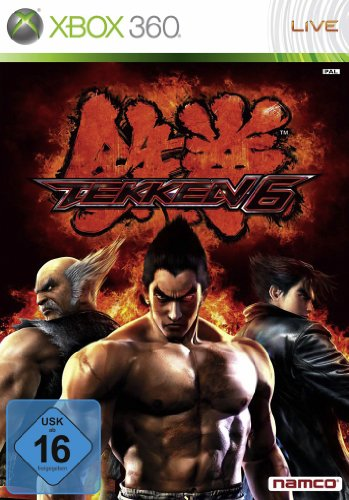 Tekken 6 [Software Pyramide] - [Xbox 360] (Web Triple Action)