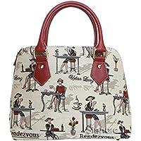 Handbag Queen - Nuove borse fashion in tela da donna
