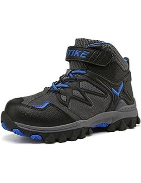 [Sponsorizzato]Stivali da arrampicata per bambini Scarpe da trekking Scarpe antisdrucciolevoli in inverno Stivali da neve Scarpe...