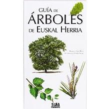 Guia de arboles de Euskal Herria (Guias Natura)
