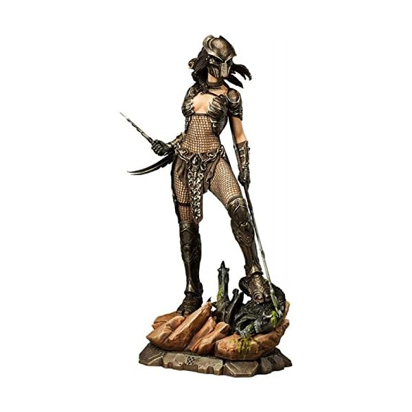 Figura Estatua She Predator 50 cm 1