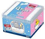 Q-tips Boys & Girls Babystäbchen, 12er Pack (12 x 64 Stück)