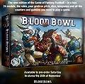 Games Workshop Jeux Atelier 60010999003Blood Bowl (Anglais 2016Edition)
