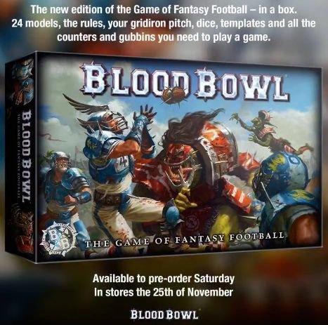 Games Workshop Juego Blood Bowl (versión en Inglés), 60010999003