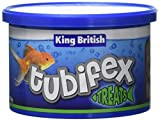 Tubifex Natural Fish Food 35gm-35gm