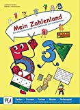 Mein Zahlenland - Eine Märchenlandschaft voller Mathematik zum Selbstgestalten: Bastelbögen und Spielset zum Frühförderkonzept Komm mit ins Zahlenland in 3D