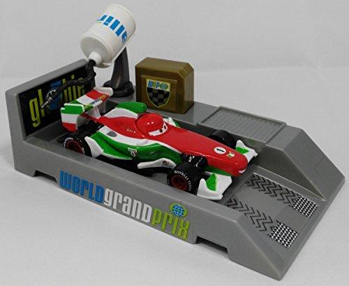 disney-pixar-cars-auto-pit-stop-francesco-bernoulli-weihnachtengeschenk-neu