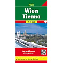 Vienna - City Map