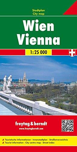 Plan de ville : Wien