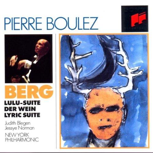Berg : Suite Lulu - Le vin - Suite lyrique [Import anglais]