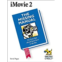iMovie 2: The Missing Manual by David Pogue (2001-03-11)