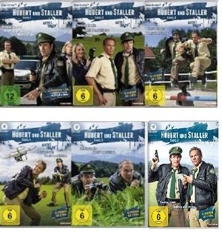 Staffel 1-6 (36 DVDs)