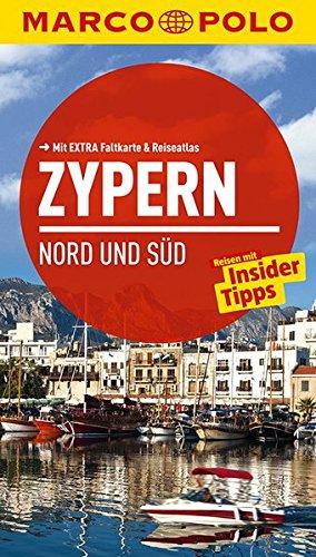 Preisvergleich Produktbild MARCO POLO Reiseführer Zypern, Nord und Süd: Reisen mit Insider-Tipps. Mit EXTRA Faltkarte & Reiseatlas