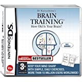 Dr Kawashima's Brain Training: How Old Is Your Brain (Nintendo DS)