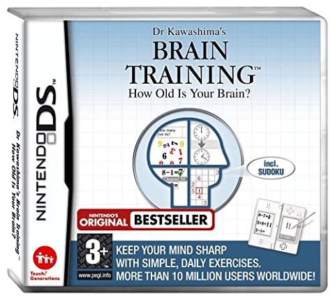 Dr Kawashima's Brain Training: How Old Is Your Brain (Nintendo