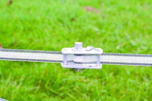 Bandspanner aus Aluminium, für Band bis 20mm (2 Stück)