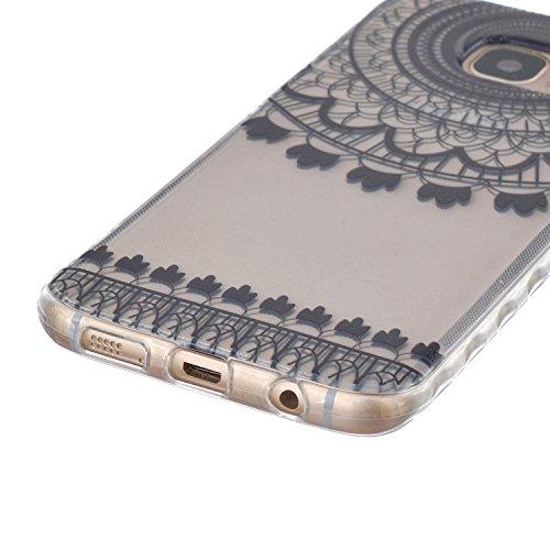 Voguecase® für Apple iPhone 5C, Schutzhülle / Case / Cover / Hülle / Ultra Slim Fit TPU Gel Skin (Kleine Gänseblümchen 05) + Gratis Universal Eingabestift Durchstochen 01/Schwarze