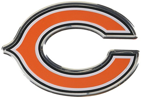 nz-Emblem, Farbe, Chicago Bears ()