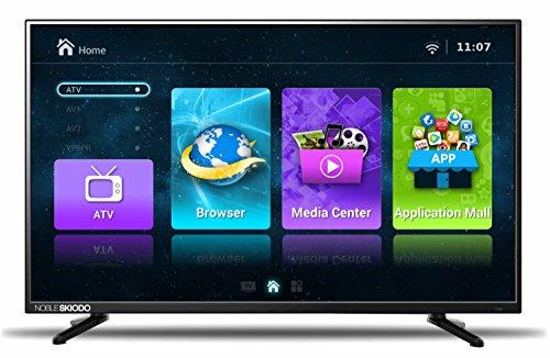 Noble Skiodo 32SM32N01 81cm (32 inches) HD Ready Smart LED TV (Black)