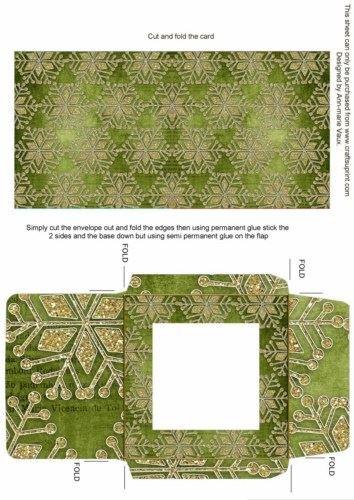 gold-flake-green-midi-foglio-di-carta-e-buste-di-ann-marie-vaux