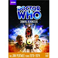 Doctor Who: Carnival of Monsters (Story 66) - Special Edition by Jon Pertwee