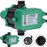 Monzana Druckwächter Druckschalter Pumpensteuerung Hauswasserwerk Gartenbewässerung mit Kabel 10bar