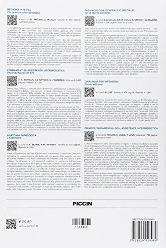 scaricare ebook gratis Elementi di patologia generale PDF Epub