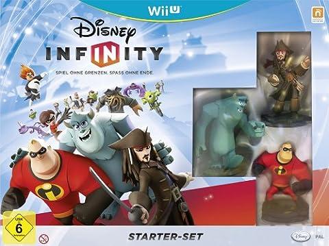 Disney Infinity: Starter - Set - [Nintendo Wii