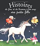 Histoires de f�es et de licornes � li...