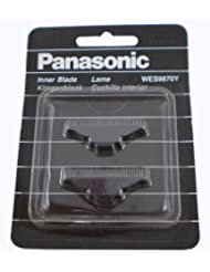 Panasonic Cutter set WES9870Y for use with models ES702, ES703, ES704, ES705, ES742, ES743, ES744 by Panasonic
