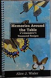 Memories Around the Table:  treasured recipes