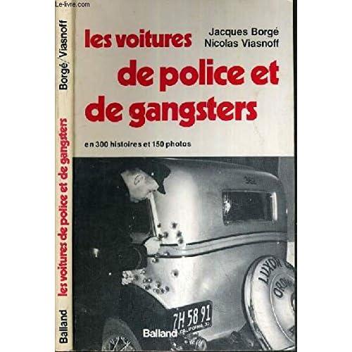 Les Voitures de police et de gangsters