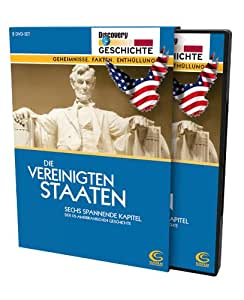 Discovery Geschichte: Die Vereinigten Staaten (2 DVDs)