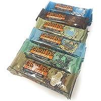 Grenade Carb killa 12x60g - Variety Boxes (12 Bars 2 x Each Flavour)