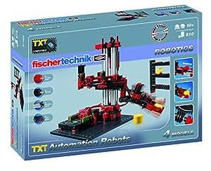 Fischertechnik - 511933 - Jeux de Construction - Robo Tx - Automation Robots